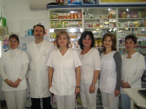 2013.03.27. Kristály Gyógyszertár szabadpolcos rendszerben