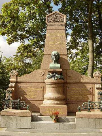 Párizs Hahnemann sírja